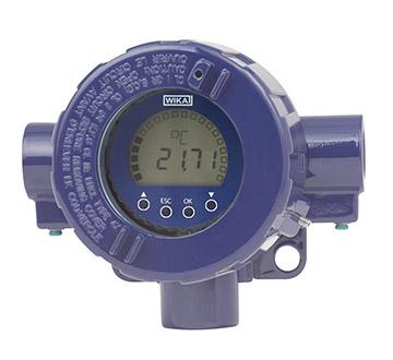 HART® field temperature transmitter