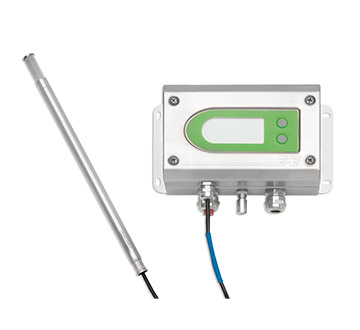 Intrinsically Safe Humidity Temperature Transmitter