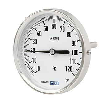 Model 52 Bimetal thermometer
