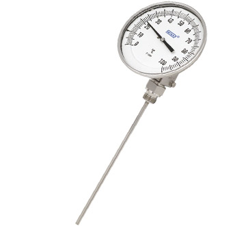 Model 53 Bimetal thermometer