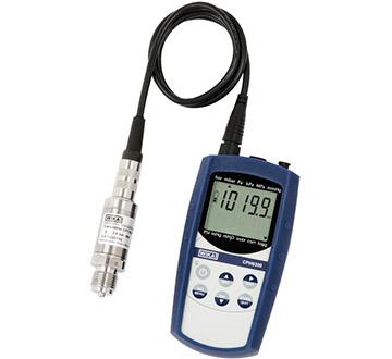 Model CPH6300 Hand-held pressure indicator