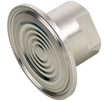 Models 990.22, 990.52, 990.53 Diaphragm seal with sterile connection